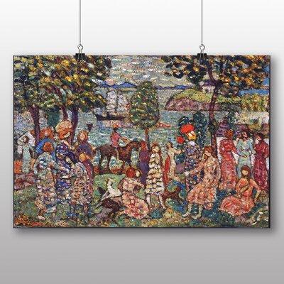 Big Box Art 'Fantasy' by Maurice Prendergast Art Print