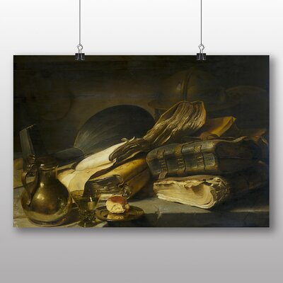 Big Box Art 'Still Life' by Rembrandt Graphic Art