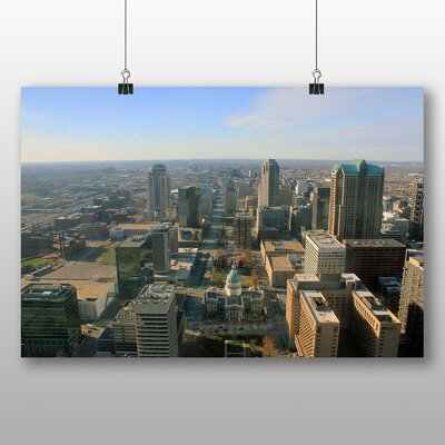 Big Box Art Missouri St Louis USA Photographic Print