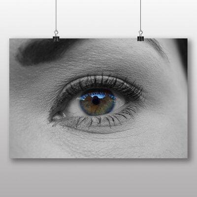Big Box Art 'Planet Eye' Photographic Print