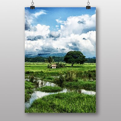 Big Box Art Philippines Landscape Photographic Print on Canvas