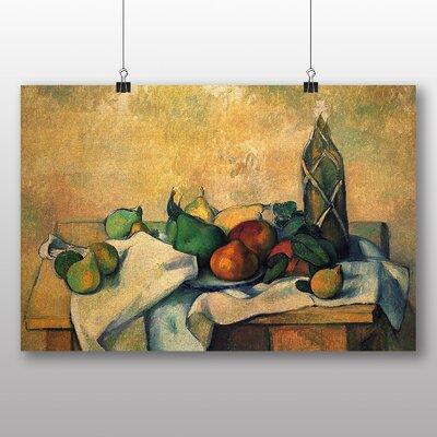 Big Box Art 'Still Life No.5' by Paul Cezanne Art Print