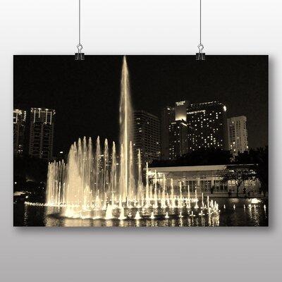 Big Box Art Kuala Lumpur Malaysia No.1 Photographic Print on Canvas