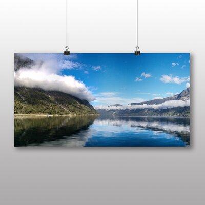 Big Box Art Norway Landscape No.3 Photographic Print