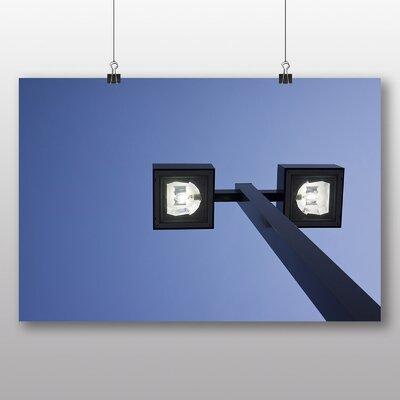 Big Box Art 'Modern Street Lights' Photographic Print