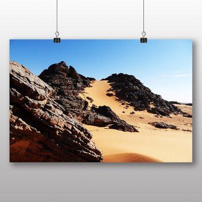 Big Box Art Sand Libya No.2 Photographic Print
