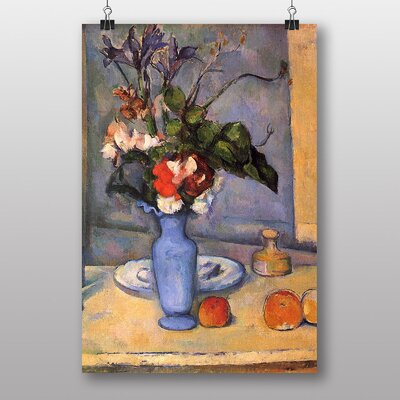 "Big Box Art ""Still Life No.14"" by Paul Cezanne Art Print"