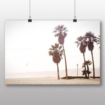 Big Box Art 'Palm Trees on the Beach' Photographic Print