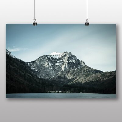 Big Box Art 'The View of the Mountains No.8' Photographic Print