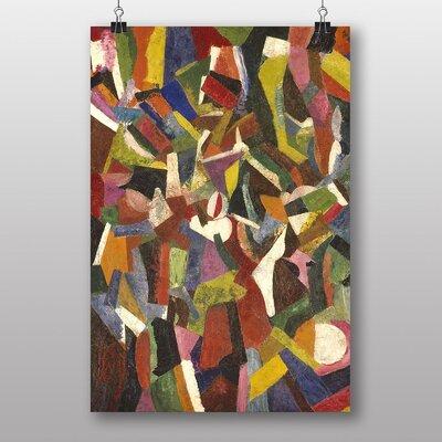 Big Box Art Composition IV by Patrick Henry Bruce Art Print