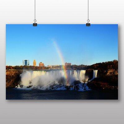 Big Box Art Niagara Falls Canada No.3 Photographic Print