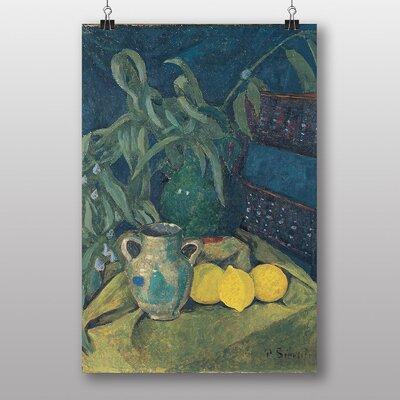 "Big Box Art ""Synchrony in Green"" by Paul Serusier Art Print"