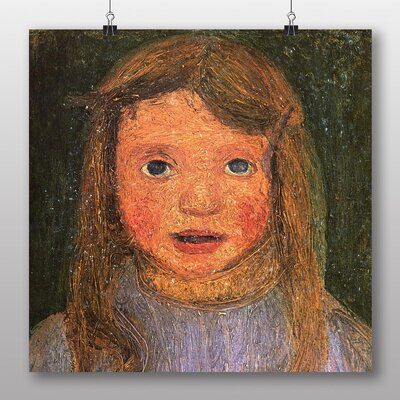 Big Box Art 'Elsbeth' by Paula Modersohn Becker Art Print