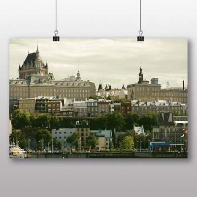 Big Box Art 'Quebec City View' Photographic Print