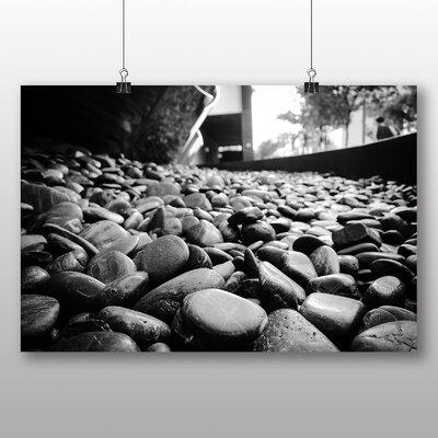 Big Box Art Pebbles Stones Rocks No.3 Photographic Print