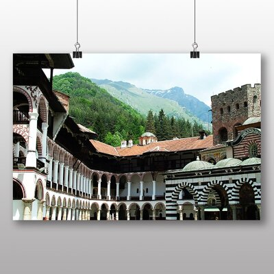 Big Box Art Rila Monastery Bulgaria Photographic Print
