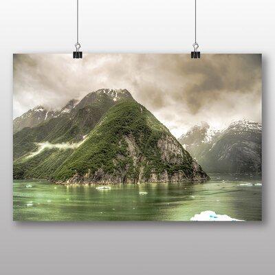 Big Box Art Tracy Arm Alaska USA Photographic Print
