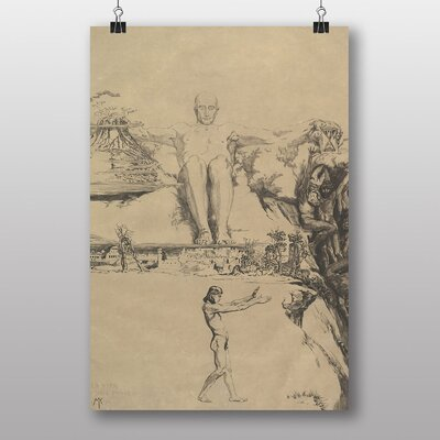 Big Box Art Integer Vitae by Max Klinger Art Print