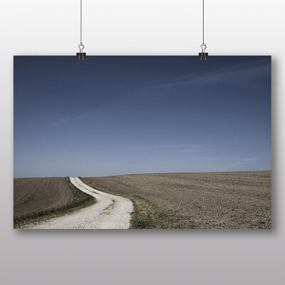 Big Box Art 'Path Through the Field' Photographic Print