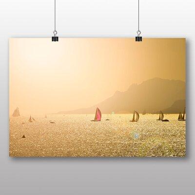 Big Box Art Sailing Boats No.3 Photographic Print
