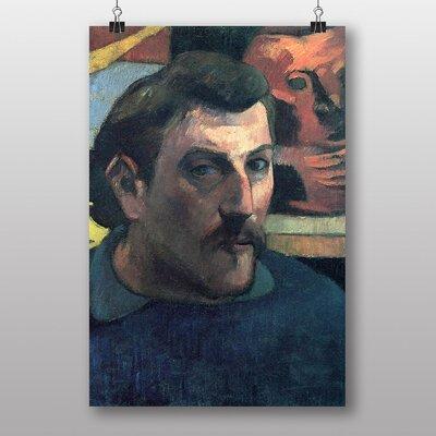 Big Box Art Self Portrait No.2 by Paul Gauguin Art Print