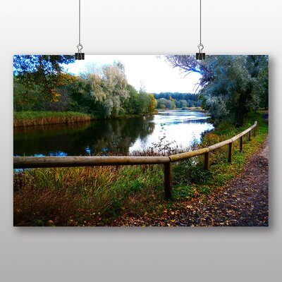 Big Box Art Pirita Estonia River Photographic Print