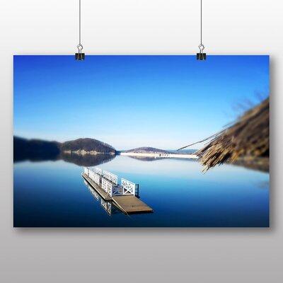 Big Box Art Poland Lake Photographic Print