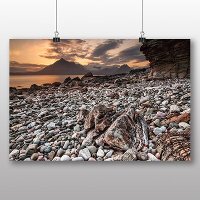 Big Box Art Scotland Landscape No.3 Photographic Print