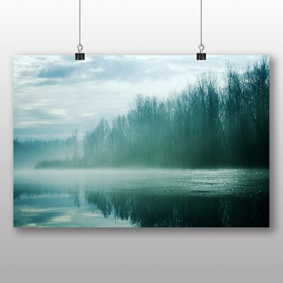 Big Box Art River Landscape Photographic Print