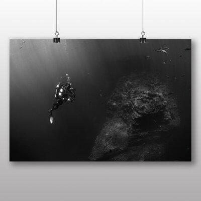 Big Box Art Scuba Diving Photographic Print