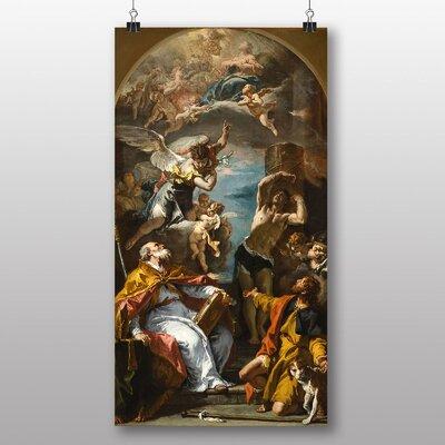 Big Box Art 'Sebastiano Ricci A Glory of the Virgin' Art Print