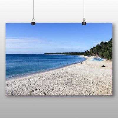 Big Box Art Philippines Beach No.1 Photographic Print