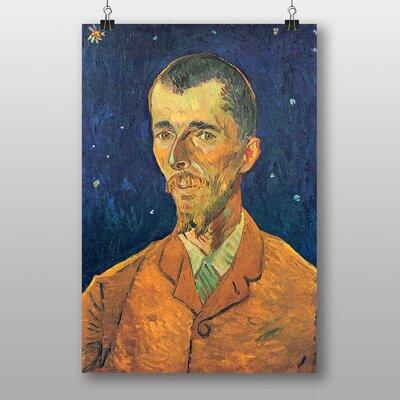 "Big Box Art ""Eugene Boch"" by Vincent Van Gogh Art Print"