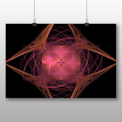 Big Box Art Fractal Abstract No.26 Graphic Art