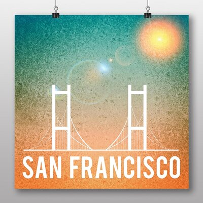 Big Box Art San Francisco California USA Graphic Art