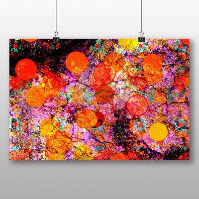 Big Box Art Multi Coloured Abstract No.11 Graphic Art