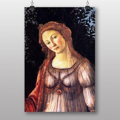 Big Box Art Sandro Primavera by Sandro Botticelli Art Print