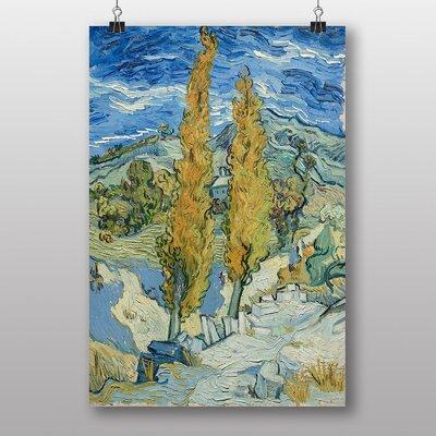 """Big Box Art """"Landscape"""" by Vincent Van Gogh Art Print"""