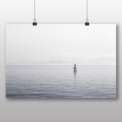 Big Box Art 'Reef Marker' Photographic Print