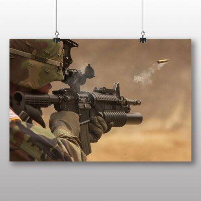 Big Box Art Soldier at War No.3 Photographic Print