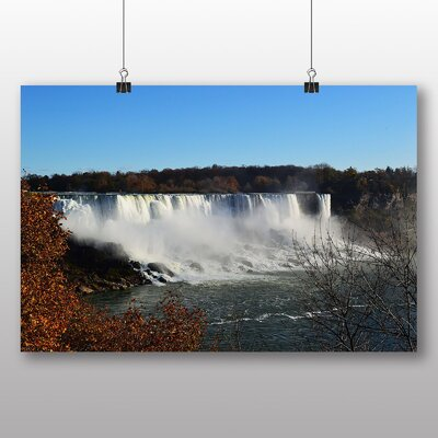 Big Box Art Niagara Falls Canada No.2 Photographic Print on Canvas