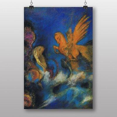 Big Box Art The Lighter of Dreams by Odilon Redon Art Print