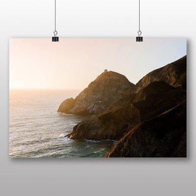 Big Box Art Rocky Landscape Photographic Print