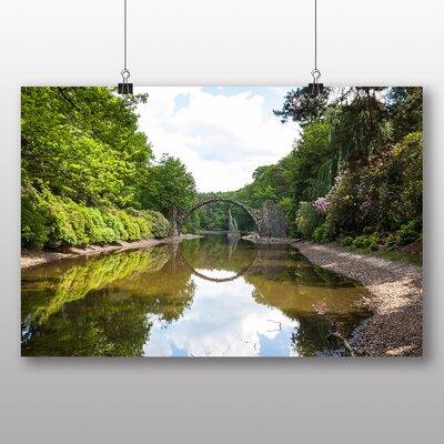 Big Box Art River Landscape No.5 Photographic Print