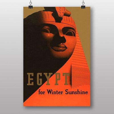 Big Box Art Egypt Vintage Advertisement