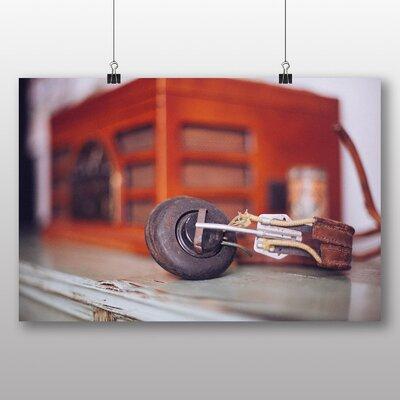Big Box Art 'Vintage Music Player No.1' Photographic Print