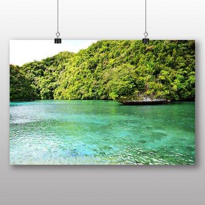 Big Box Art Palau Beach No.3 Photographic Print