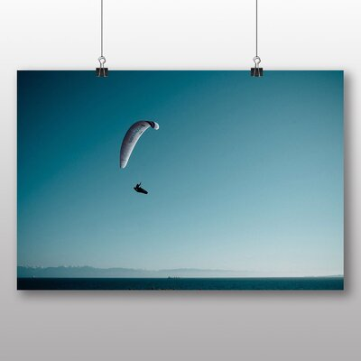 Big Box Art Paragliding Photographic Print