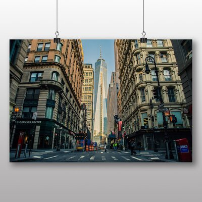 Big Box Art Skyscrapers New York City No.1 Photographic Print