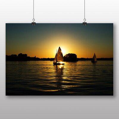 Big Box Art Sailing Boats No.5 Photographic Print